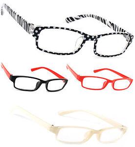 """Men Women Slim Glasses Clear Lens Unisex Classic Fashion Unisex Style 80"""" LA"""