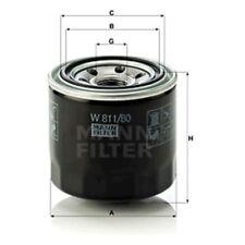 Mann Oil Filter Spin On For Hyundai Accent 1.3 1.3i 12V 1.4 GL 1.5i 16V 1.5