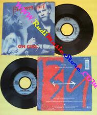 LP 45 7''BOY MEETS GIRL Oh girl Kissing falling flying 1985 germany no cd mc dvd