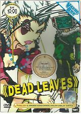 DVD JAPANESE ANIME : DEAD LEAVES THE MOVIE *ENGLISH VERSION*  + Free Anime