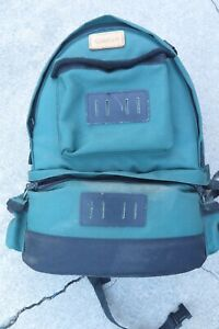Canon Canera Green Color Large Size Bagpack Never Use Outdoor