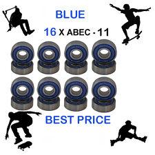 16 Abec 11 608 wheel bearing stunt scooter Skateboard Quad inline roller skate 9