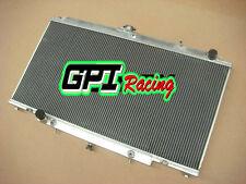 52mm 3 core FOR Nissan GU PATROL Y61 TD 4.2L aluminum radiator AT/MT