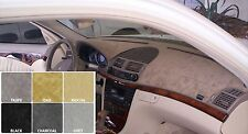 for1995-2005 CHEVY CAVALIER NEW Custom Brushed Suede Dash Board Mat Cover