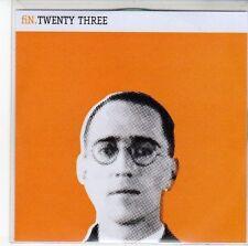 (EE869) Fin, Twenty Three / Eve - 2012 DJ CD