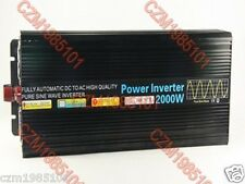 2000W DC 48V to AC220- 240V Power Pure Sine Wave Inverter 1 phase off grid tie