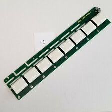 HV Capacitor Stack .001uf 30kv 1000pf Metallized Polypropylene, Qty 8 ASC caps