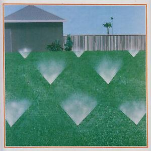 Lawn Being Sprinkled David Hockney print in 11 x 14 mount ready to frame SUPERB