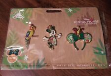 Disney Store Minnie Mouse Main Attraction Tiki Room 5 in series