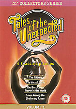 Tales Of The Unexpected, Vol. 1 DVD (2004) Roald Dahl NEW