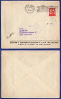 SP 411 - 14.04.1950 – REPUBBLICA DEMOCRATICA PER LA SVIZZERA USO ISOLATO