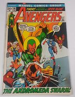 AVENGERS #96 NEAL ADAMS CLASSIC      LOOKS 9.2 BUT HAS STAIN RIGHT EDGE