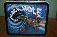 ©1979 The Black Hole Aladdin Lunchbox with Thermos, metal, Disney, nice one