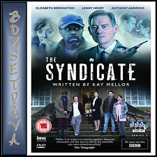 THE SYNDICATE  - COMPLETE SERIES 3 **BRAND NEW DVD ***