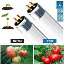 Lot Plant LED Grow Light 28W 4FT Full Spectrum Indoor Veg Flower Tubes Lamp Tube