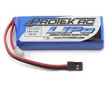 ProTek Li-Poly Flat Receiver Battery Pack 7.4V/230omAH - PTK-5196