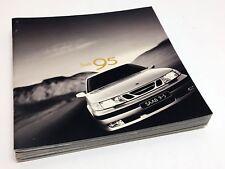 1999 Saab 9-5 Square Brochure