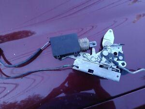 JAGUAR XJ8, XJ6 , XJR, VANDEN PLAS 1995-2003 left rear door latch lock