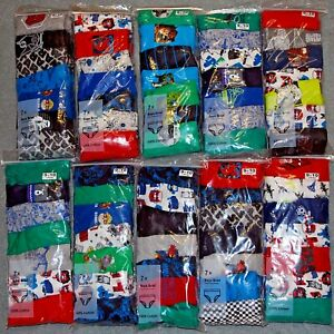 Boys 7 PACK Briefs Under Pants 100% Cotton Age 1 2 3 4 5 6 7 8 9 10 11 12 Years