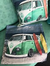 Kombi Van Cushion cover -Volkswagen -Must Have if you cant have the real thing