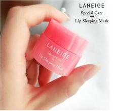 Korea Lip Sleeping Mask Night Sleep Maintenance Moistened Pink Lip Care Balm 3g