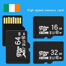 Micro SD Memory Card Class 10 TF Storage 8GB 16GB 32GB 64GB for Phone Camera