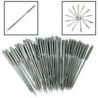 50Pcs Assorted Home Sewing Machine Needles Craft For Brother Singer Janome Z4T0