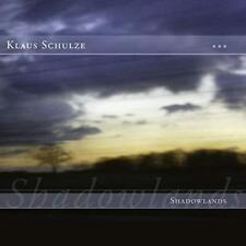 Klaus Schulze Shadowlands 3lp Vinyl 2018