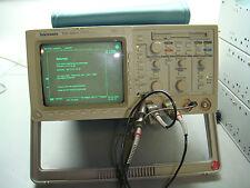 Tektronix TDS 460A 4 Channel Oscilloscope 400MHz 100MS/s 05 13 1F 1M 2F  #TQ160