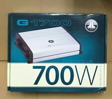 JL Audio G1700 98234 Mono Sub Amp 700 watts BRAND NEW