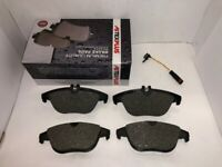 Fits Mercedes C-CLASS Rear Brake Pads W204 S204 C204 2007-2015..With Sensor wire