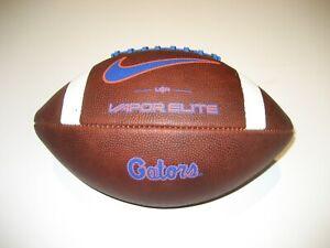 2020 SPECIAL EDITION Florida Gators GAME BALL Nike Vapor Elite Football Univ