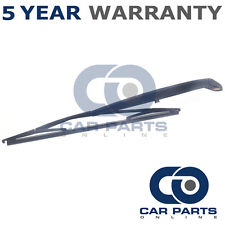 """15"""" 380mm Rear Wiper Arm + Blade Kit For Fiat Croma (2005-2011)"""