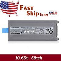 Genuine Battery for Panasonic Toughbook CF-19 CF-VZSU48 CF-VZSU48U CF-VZSU50 New