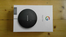 Google Nest Mini (2. Generation) Smart Lautsprecher - Carbon