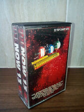 Now That's What I Call Music 13 Dbl Cassette Album Rare 1988 good Condition