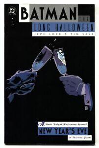 Batman The Long Halloween #4 COMIC BOOK  1996