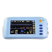 CE Bluetooth 5-Parameter Vital Sign Patient Monitor EKG ECG NIBP Spo2 PR TEMP US