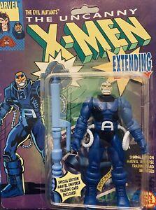 1991 Uncanny X-Men Series 1 Apocalypse Action Figure MOC ToyBiz
