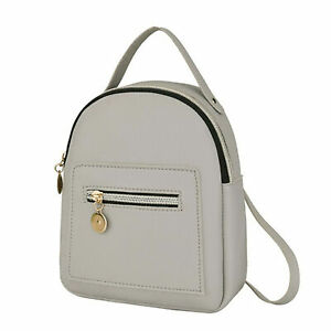 School Backpack Travel Shoulder Bag Rucksack UK Small Mini Fashion Women Ladies