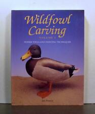 Wildfowl Carving, Volume 2, Power Tools and Painting Techniques.