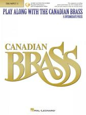 Play Along with The Canadian Brass Trumpet Book Brass Ensemble Book 050484060