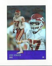 2003 Playoff Prestige Xtra Points Purple #72 Eddie Kennison Chiefs 001/100