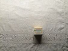 sealed burt's bees sensitive night cream with cotton extract 50g rrp £19.48