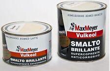 MAX MEYER SMALTO VULKEOL BRILLANTE VARI COLORI  0.750Lt 0.375lt
