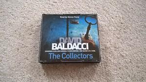 DAVID BALDACCI – The Collectors (Camel Club #2) – AUDIO CDs