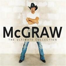 TIM McGRAW McGRAW THE ULTIMATE COLLECTION 4 CD NEW
