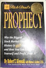 Rich Dad's Prophecy By Robert T. Kiyosaki Paperback 2012