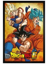 DRAGONBALL Z POSTER CELL SAGA rolled and shrink wrapped