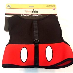 Disney Tails Mickey Mouse Harness Dogs Size XL from Disney Parks New